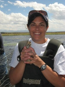 IWMM is pleased to have Dr. Mindy Rice on board as a spacial ecologist